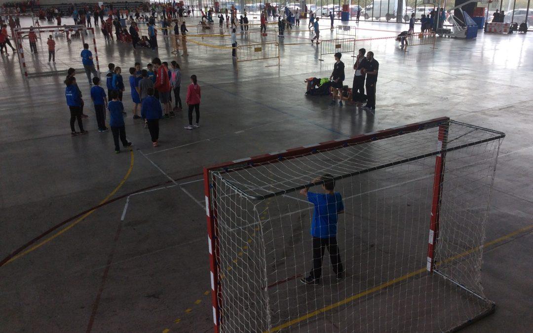 Tots els horaris i emparellaments de la Trobada Nacional de futbol sala dels Jocs Esportius Escolars a Tortosa (12 i 13 de juny)