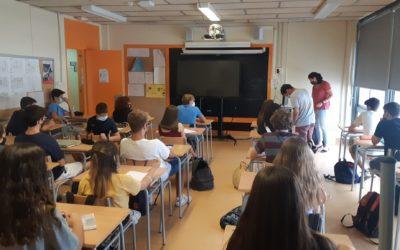 Una trentena d'alumnes fan al Baix Ebre el curs de monitor/a per accedir al registre de professionals de l'esport