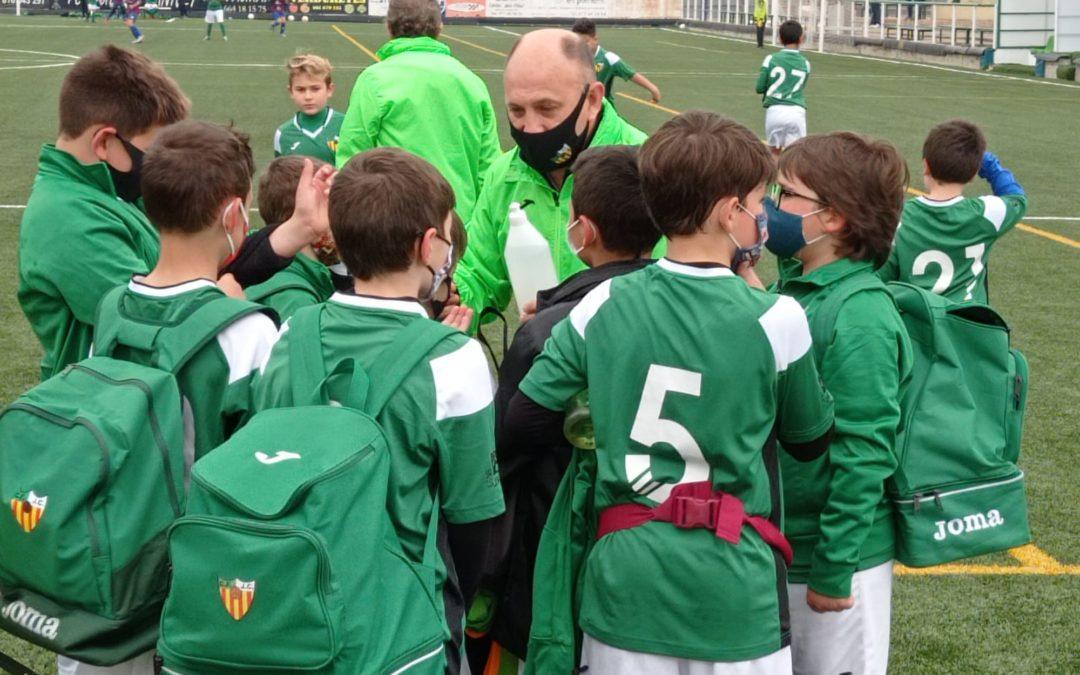 Es convoca el campionat de futbol-7 prebanjamí i benjamí dels Jocs Esportius Escolars 2021-2022