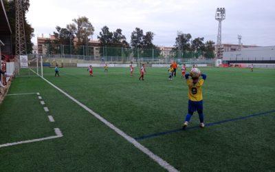Un total de 42 equips comencen dissabte al Baix Ebre les lligues de futbol-7 dels Jocs Esportius Escolars 21-22